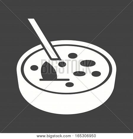 Crema, catalana, sugar icon vector image. Can also be used for european cuisine.