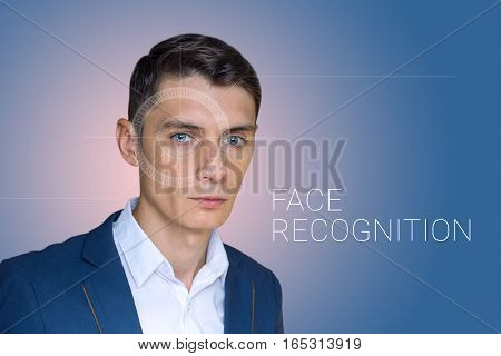 Biometric Verification. Face Recognition On Polygonal Grid