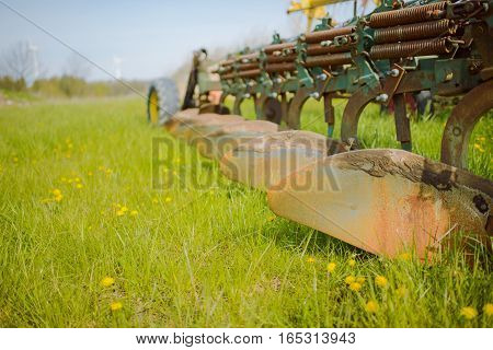 Equipment For Agriculture
