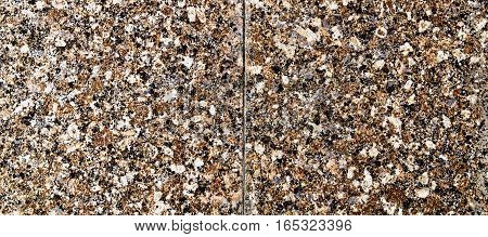 Ceramic tile on a floor. Ceramic tile background. Ceramic tile texture. Ceramic granite tile. Ceramic tiled floor.