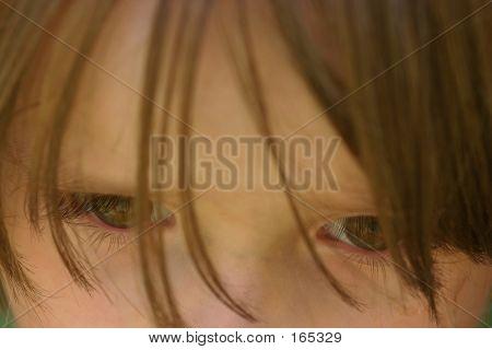 Shy Eyes