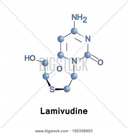 Lamivudine is an antiretroviral medication used to prevent and treat HIV or AIDS. It is also used to treat chronic hepatitis B. It is effective against both HIV 1 and HIV 2.