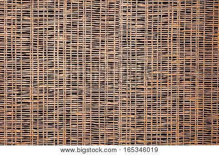 A background with weaving of horizontal and vertical stripes