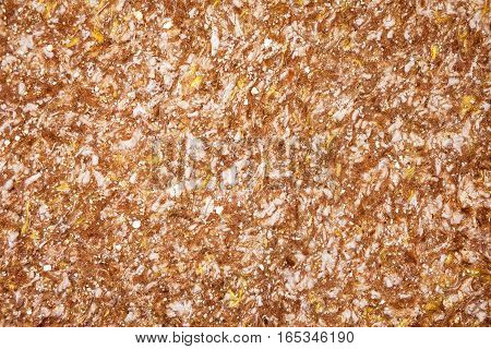 A marble background with a golden color