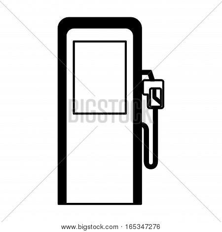 station service fuel icon vector illustration design