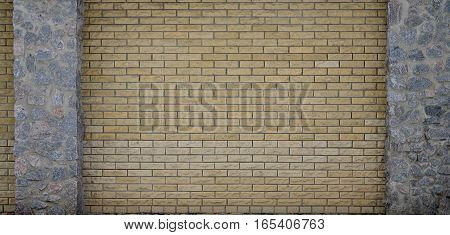 Brown Brick Wall Texture