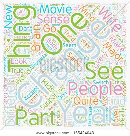 Change Is Good If You Don t Mind text background wordcloud concept