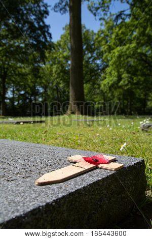 German Military Cemetery Vladslo