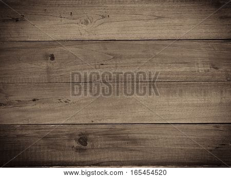 Wood Plank Floor Texture And Background