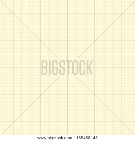 Geometric vector golden grid. Seamless fine abstract pattern. Modern background