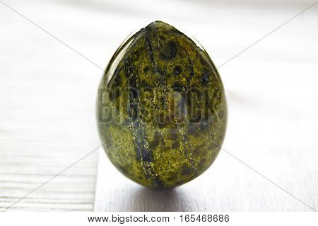 malachite egg souvenir gift egg made of stone