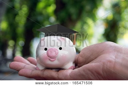 save money for student loans debt for education