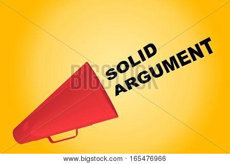 Solid Argument Concept