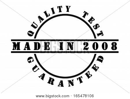 Made In 2008