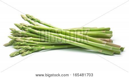 Bundle Of Green Asparagus, Paths