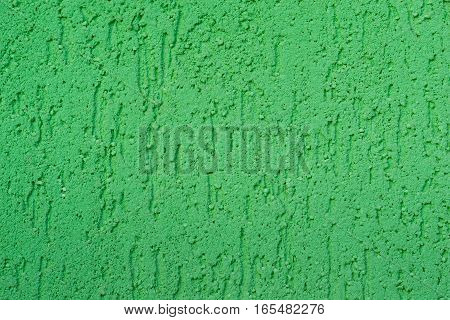 Abstract green background texture wall - outside