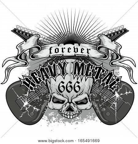 Grunge Skull-623.eps