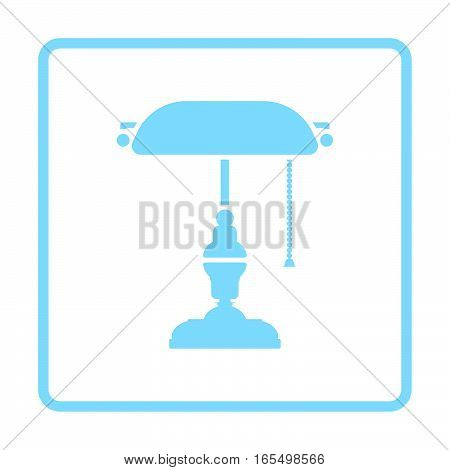 Writer's Lamp Icon