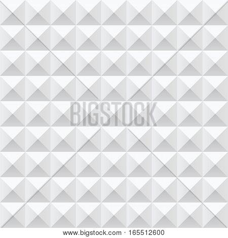 White samples geometric pattern. Seamless pattern. Wallpaper