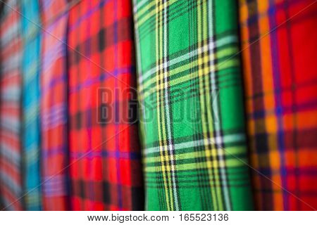 Traditional East African Fabrics