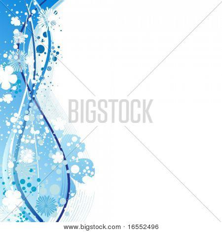 Light blue theme
