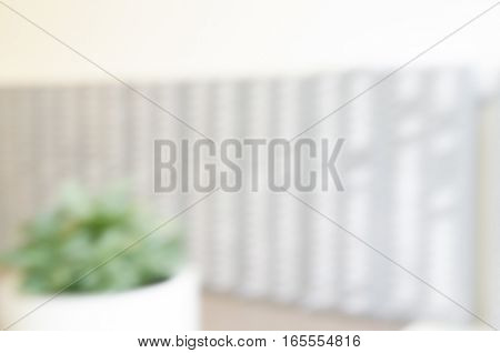 Defocused Office Building Lobby or hospital Background - Stock image