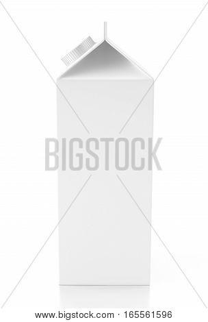 Blank Carton Liquid Containe