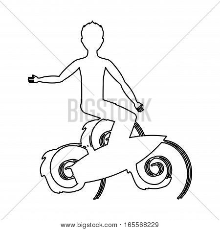 surf boarding extreme sport vector illustration design