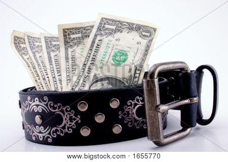 Belt With Money