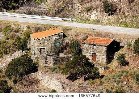 Umas casas