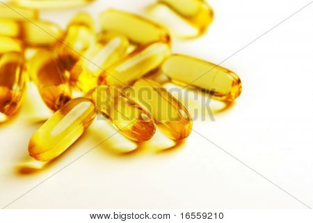Omega 3 fish oil,gel capsules