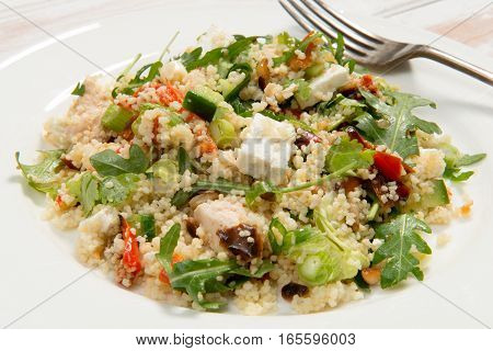 Salad Of Cous Cous
