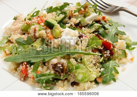 Cous Cous Mixed Salad