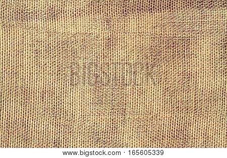 Close - up wale fabric texture may use as background
