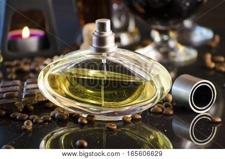 rich aroma of coffee fragrance for men