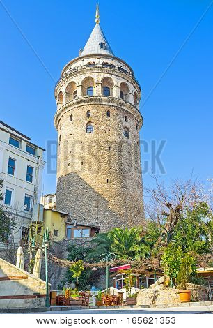 The Slender Tower