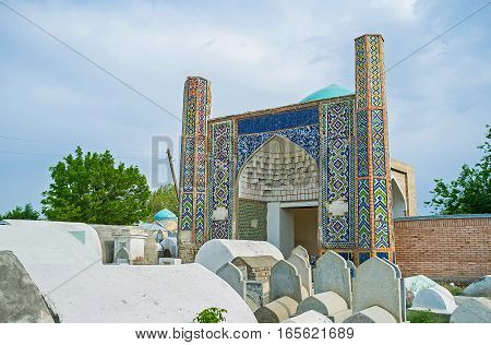 The Mausoleum Of Madari Khan