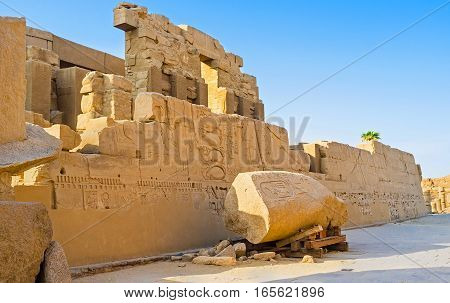 Discovering Karnak Temple