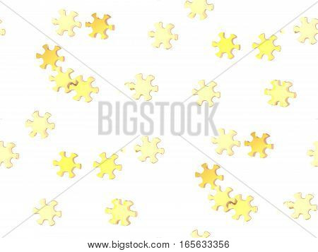abstract background seamless yellow colorful star flower six petals of light and dark pattern