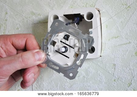 Dimmer switch installation. How to Replace a Light Switch with a Dimmer.