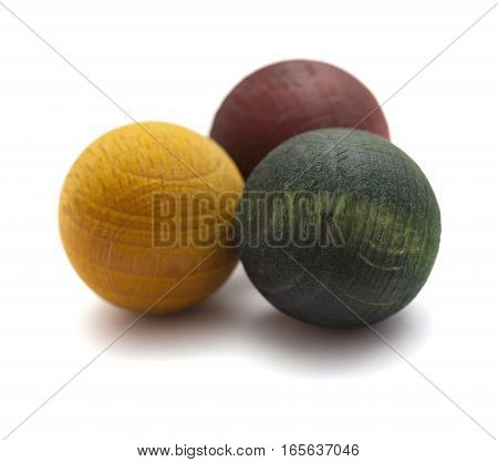 Small Gifts - Wooden Balls Air  Fresheners