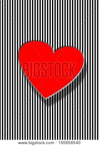heart background for wedding, honeymoon, anniversary and Valentine
