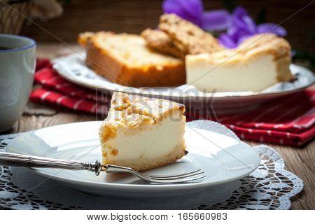 Home Made Cheese Cake