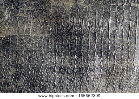 Close Up Of Grunge Vintage Textured Abstract Grey Background 6