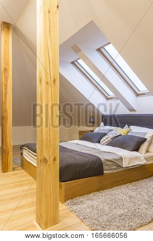 Bedroom At The Attic