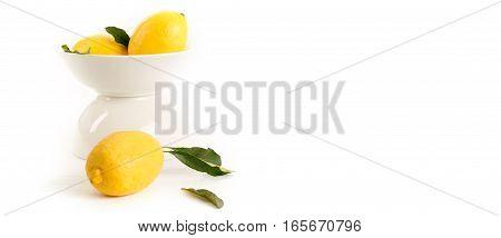 Lemons Banner