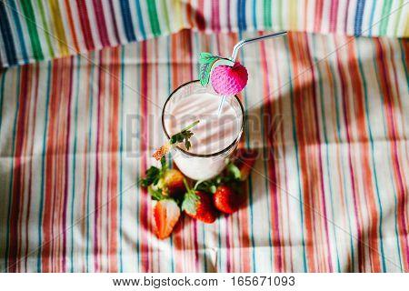 Strawberry milkshake. Strawberry milkshake. Strawberry milkshake. Organic vitamin. Summer, pink, vitamin