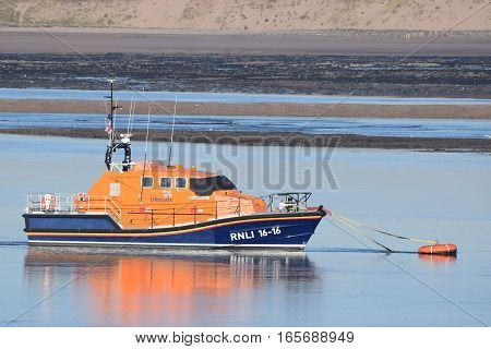 Appledore Lifeboat 1
