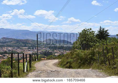 Nice View Next To Villa De Leyva