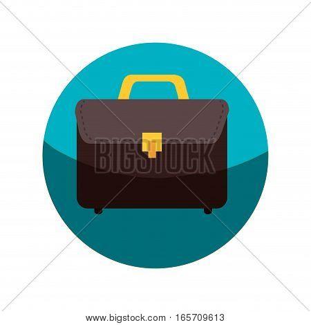 portfolio business isolated icon vector illustration design